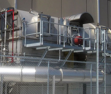 NEFCO| Biosolids Processing Facility Air Handling