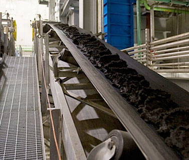 Biosolids Management Process-Materials Handling NEFCO