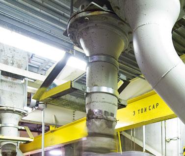 Biosolids Material Handling Process | NEFCO